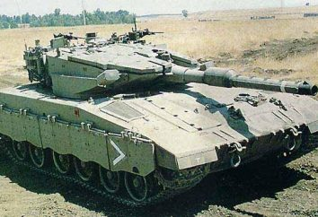 """Merkava 4"" – Battleship pustyni"