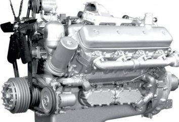 YaMZ-238: caractéristiques techniques. Les moteurs diesel pour véhicules lourds