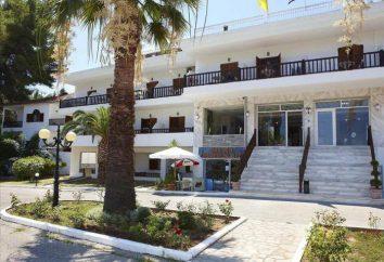 Hotel Forest Park Hotel 3 * na Grécia: fotos e comentários
