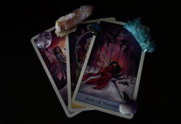 Zerlegt Tarot-Karten auf die Situation und die Auflösung selbst