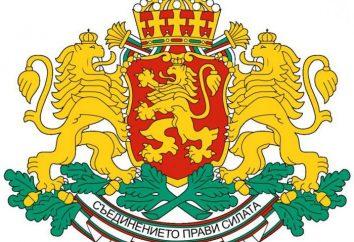 Flaga i Herb Bułgarii: historia