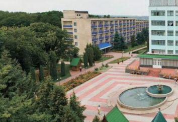 """Sanatório """"Khmelnik"""". Revisão dos resorts de saúde do resort balneológico Khmilnik (região de Vinnytsia, Ucrânia)"""