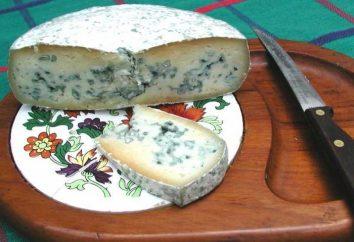 fromage bleu. Nom et caractéristiques gustatives
