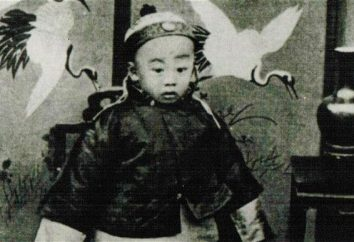 El último emperador de China: el nombre, biografía