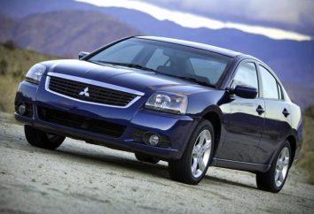 Mitsubishi Galant Viii – abordable voiture de classe affaires