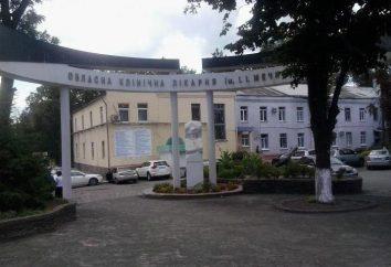 Szpital Miecznikow. Szpital Miecznikow – Dniepropietrowsk. Miecznikow Hospital – Petersburg