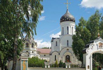 Klasztor Świętej Elżbiety (Mińsk). Klasztor Świętej Elżbiety