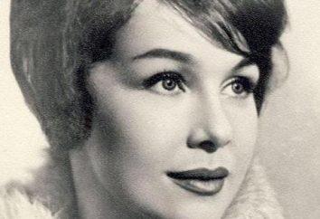 Myshkova Ninel: biografia i filmografia