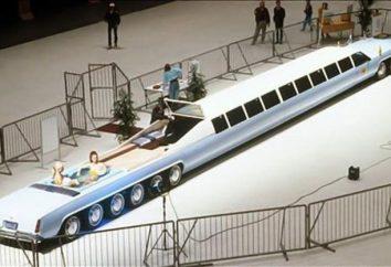 O carro mais longo do mundo (fotos)