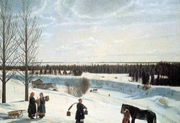 Jakie są obrazy artystów rosyjskich w zimie? Jaka była zima w obrazach artystów rosyjskich?