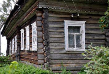 Domy wiejskie – wyższość wnętrza przeszłości
