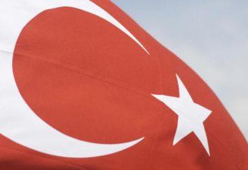 Rot-weiße Flagge. Weiße Flagge mit roten Streifen: welches Land?
