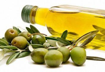 Twarz olej zmarszczek Olive: recenzje. Oliwa z oliwek na zmarszczki wokół oczu