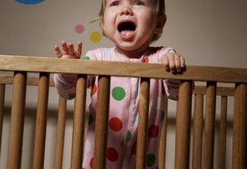Se a criança não dormir à noite, o que fazer? Dr. Dicas