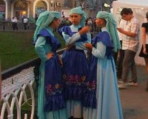 Journée de la ville « Kazan-2013 »: programme festif