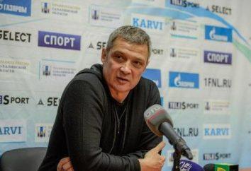 Ravil Sabitov: biographie, football et carrière d'entraîneur