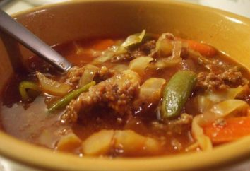 Come cucinare la zuppa di cavolo con cavolo fresco in multivarka