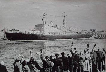 """Icebreaker """"Lenin"""" – primeiro navio movido a energia nuclear do mundo"""