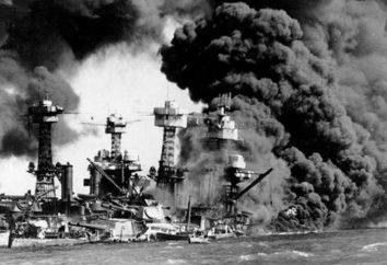 Guerre américano-japonais: l'histoire, la description des faits et des conséquences intéressantes