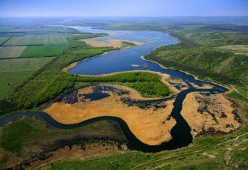 Fiumi di Donbass. Le risorse idriche del Donbass