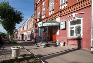 """Hotel """"Gubernskaya"""", Kirov: descripciones y comentarios"""