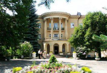 Top sanatorio (Essentuki) de clasificación, características y opiniones