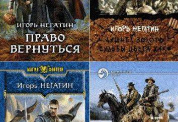 Negatin Igor – biografia e obras