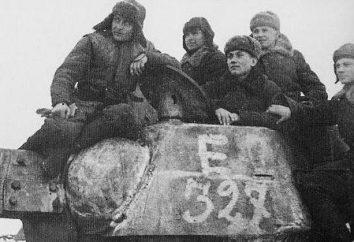 "Die Gegenoffensive bei Stalingrad ""Uranus"" Operation: Umzugsdatum, die Teilnehmer"