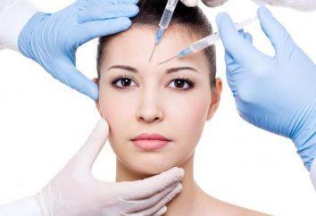 Peptide, die in der Kosmetik (Injektion): Bewertungen, Gebrauchsanweisungen und Wirksamkeit