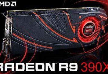 Karta graficzna Radeon R9 390x: opis, cechy i opinii właścicieli