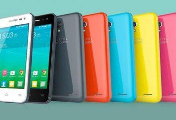 Smartfon Alcatel One Touch PIXI 3: Opinie, dane techniczne, przegląd