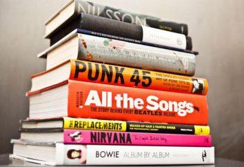 Libri sulla musica, musicisti, compositori, stili di musica