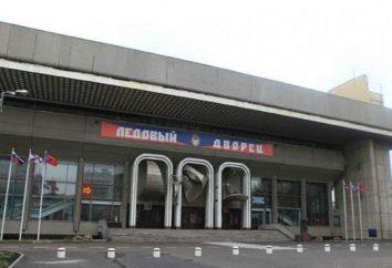 CSKA palacio de hielo – la arena hogar del legendario club de hockey