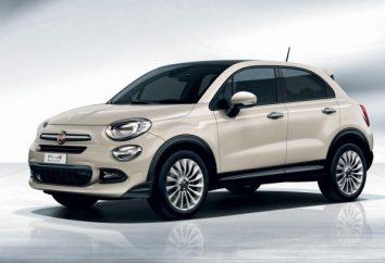 """""""Fiat 500X"""": specyfikacje techniczne"""