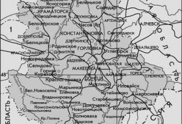 Stalin: storia e divisione amministrativa
