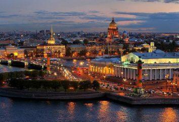 Hoteles Pulkovo: Descripción y comentarios
