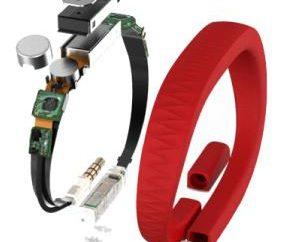 Pulsera de Jawbone UP – un aparato que tiene muchas funciones útiles