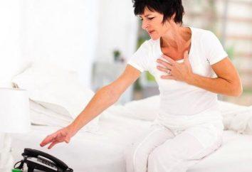 maladie imprévue. Les symptômes de crise cardiaque chez les femmes