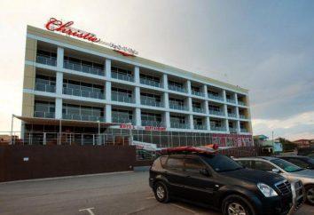 """""""Christy"""" hotel (Crimeia, Vila calma): descrição, acomodação e comentários"""