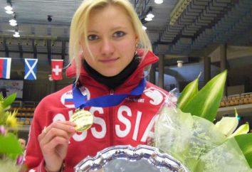 Lyudmila Andreevna Privivkova: sporting risultati e biografia