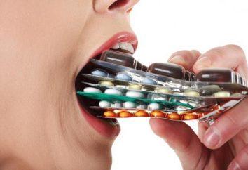 Leki przeciwbakteryjne o szerokim spektrum działania. Środki przeciwdrobnoustrojowe w ginekologii
