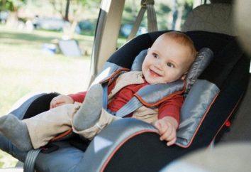 cadeira auto Siger: comentários de clientes