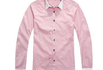 Wählen Sie die richtige Größe Shirt