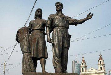 Pomnik Czeka w Kijowie: historia, opis, demontaż. Kim są tajna policja?