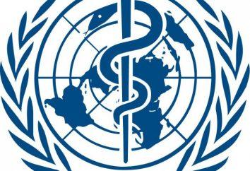 Światowa Organizacja Zdrowia (WHO): przepisy, celów, zasad, zaleceń