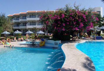 Hôtel Filerimos Village 4 * (Grèce / Rhodes) photos, prix et commentaires des touristes de la Russie