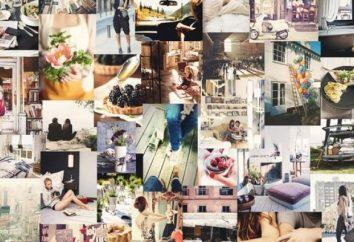 Sogno nella foto: come fare una mappa dei desideri