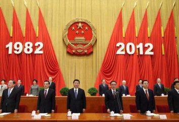 Il Partito comunista cinese: La data base, i leader, gli obiettivi