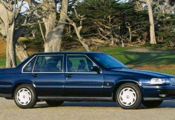 """Business Class """"Volvo 960"""": caractéristiques techniques, avantages et inconvénients"""