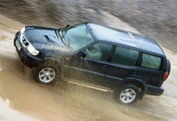 Nissan Terrano 2 – drogi nie są konieczne, wystarczy obszary